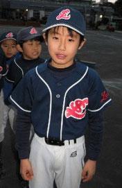 4年生受賞者 リュウセイ