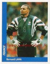 N° 123 - Bernard LAMA (1992-97 puis 1998-00, PSG > 1998, France)