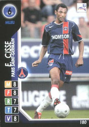 N° 180 - Edouard CISSE