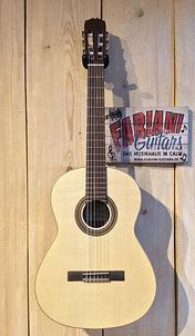 Granada 65 Fichtendecke, Konzertgitarre