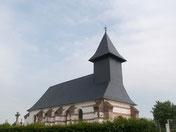 Eglise de Saint Quentin en Tourmont