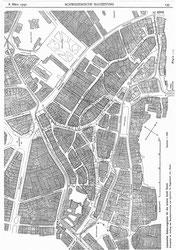 Genereller Bebauungsplan für die Innenstadt Basel in der «Schweiz.Bauzeitung» vom 8.März 1930 (sogenannter «Plan Riggenbach»)     ZUM VERGRÖSSERN 1X AUF DEN PLAN KLICKEN! - Kaum auszudenken, wenn dieser Schwachsinn verwirklicht worden wäre....!!