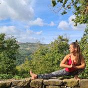 Natur, Yoga, Urlaub, Retreat, Alpen, Berge