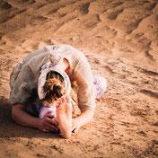 Yogareise, Marokko, Yogaurlaub, Wüste, Wüstenyoga