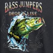 offrir un tee-shirt pêcheur