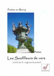 Anthologie 2013 des Poètes en Berry par Jean-Pierre mercier, Président des Poètes en Berry