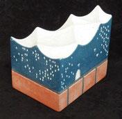 Elbphilharmonie Skulptur von künstlerstein.de Geschenk Idee