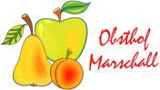 Logo Obsthof Marschall