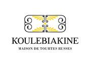 logo de Koulebiakine maison de tourtes russes