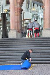 Wiesbaden, Rathaus. Foto A.Mironov