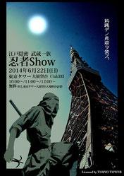 '14/6/22 東京タワー
