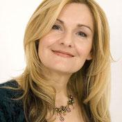 Susanne Hühn auf dem Saint Germain Kongress