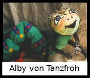 Raupe: Alby von Tanzfroh