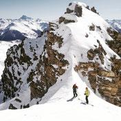 montagne ski de randonnée rando  Queyras Guillestrois Ubayeubaye guil peau de phoque alpinisme grand espace