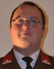 Leiter des Verwaltungsdienstes Mario Langer