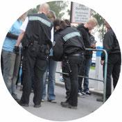 Veranstaltungsschutz, Einlasskontrolle, Taschenkontrolle, SDS Sicherheitsdienst