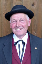 Johann Gäumann Ehrenpräsident