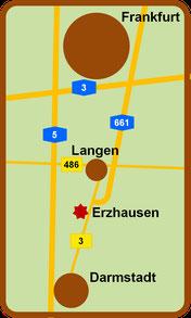 """Seminar """"Finde den Frieden in Dir!"""" in Langen"""