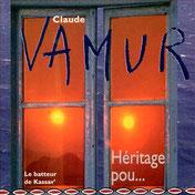 CD Claude Vamur Héritage pou...