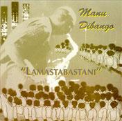CD Manu Dibango Lamastabastani