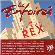 CD Les Enfoirés au Grand Rex
