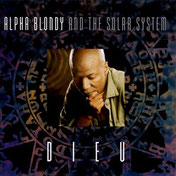CD Alpha Blondy Dieu