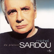 CD Michel Sardou Du Plaisir