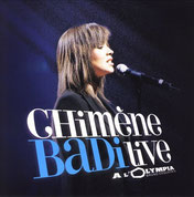 CD Chimène Badi Live à l'Olympia