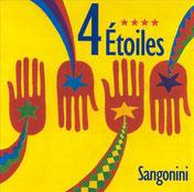 CD 4 Etoiles Sangonini