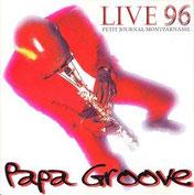 CD Manu Dibango Papa Groove