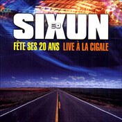 CD Sixun Live à la Cigale