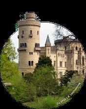 Stadtführungen in Potsdam - Schloss Babelsberg