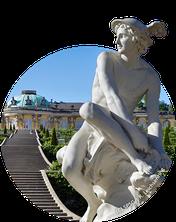 Stadtführungen in Potsdam - Schloss Sanssouci