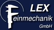 LEX Feinmechanik - Web-Logo