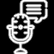 Mikrofon Icon (Podcast-Archiv)