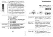 Titelbild Kurzbedienanleitung: Auerswald COMfortel 3200