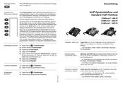 Titelbild Kurzbedienanleitung: Auerswald COMfortel 1200 IP