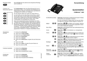 Titelbild Kurzbedienanleitung: Auerswald COMfortel 1400