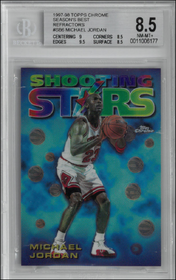 SHOOTING STARS - No. 6  (Refractor)