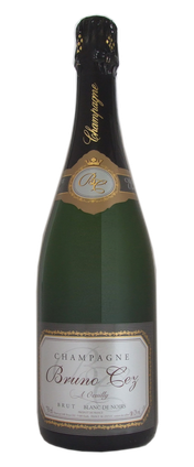Champagne Bruno CEZ à Oeuilly. Cuvée de RESERVE