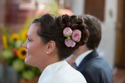 Hochzeitsfrisur & Braut-Beauty mit Beauty Harmony aus München