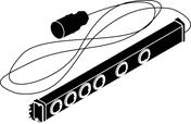 Steckdosenleiste Typ CEE