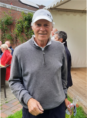 Senioren-Clubmeister 2021 Hans Möller