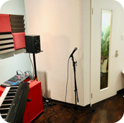 仙台ボイストレーニングLoose Voice レッスン室