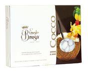 Ernesto Brusa Varese, confetti al cocco