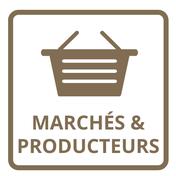 marché produit du terroir producteur ferme vente à emporter