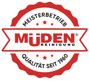 mueden.de, Leistungen, Waschverfahren, biologische Textilpflege, Müden Siegel
