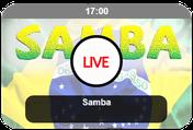 Samba #32, aujourd'hui à 16h00 !