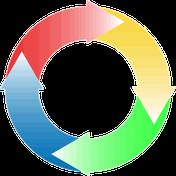 Symbolbild Zirkel Trainingskonzept