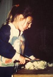 Meine Leidenschaft habe ich schon früh gefunden.
